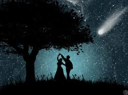 dancing under the stars