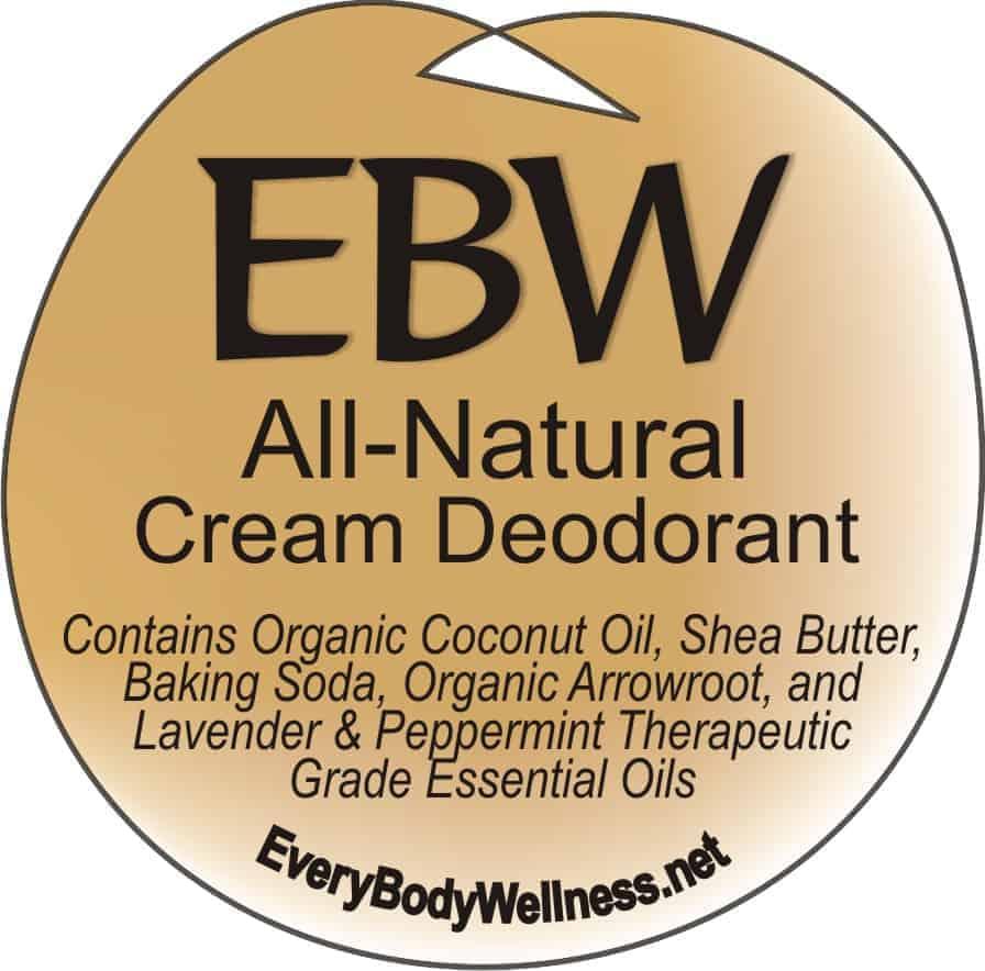EBW All-Natural Cream Deodorant